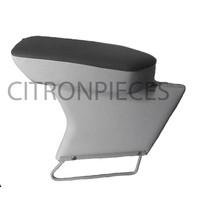 Central armrest gray cloth Citroën ID/DS