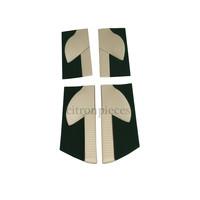 thumb-Set deurschotten groen stof Citroën ID/DS-1