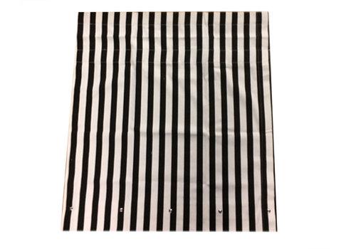toit ouvrant noir/ blanc citroën 2CV