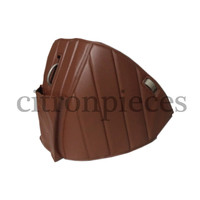 thumb-Sound proofing cover recovering the motor separation unit brown leatherette Citroën HY-3