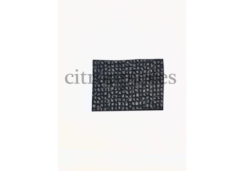 Revestimento do assoalho, PVC cinza, (preço por metro, largura = 1,40 metro)
