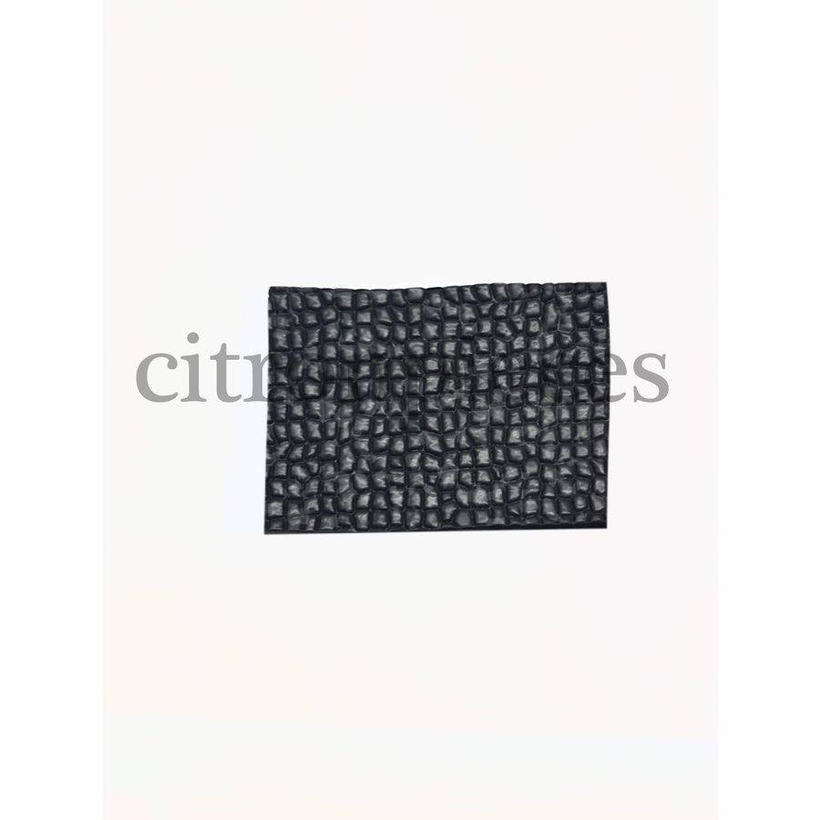 Floor cover gray leatherette (price per meter width = 140 M)-1