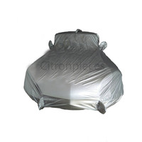 Autocover silber Berline Citroën ID/DS