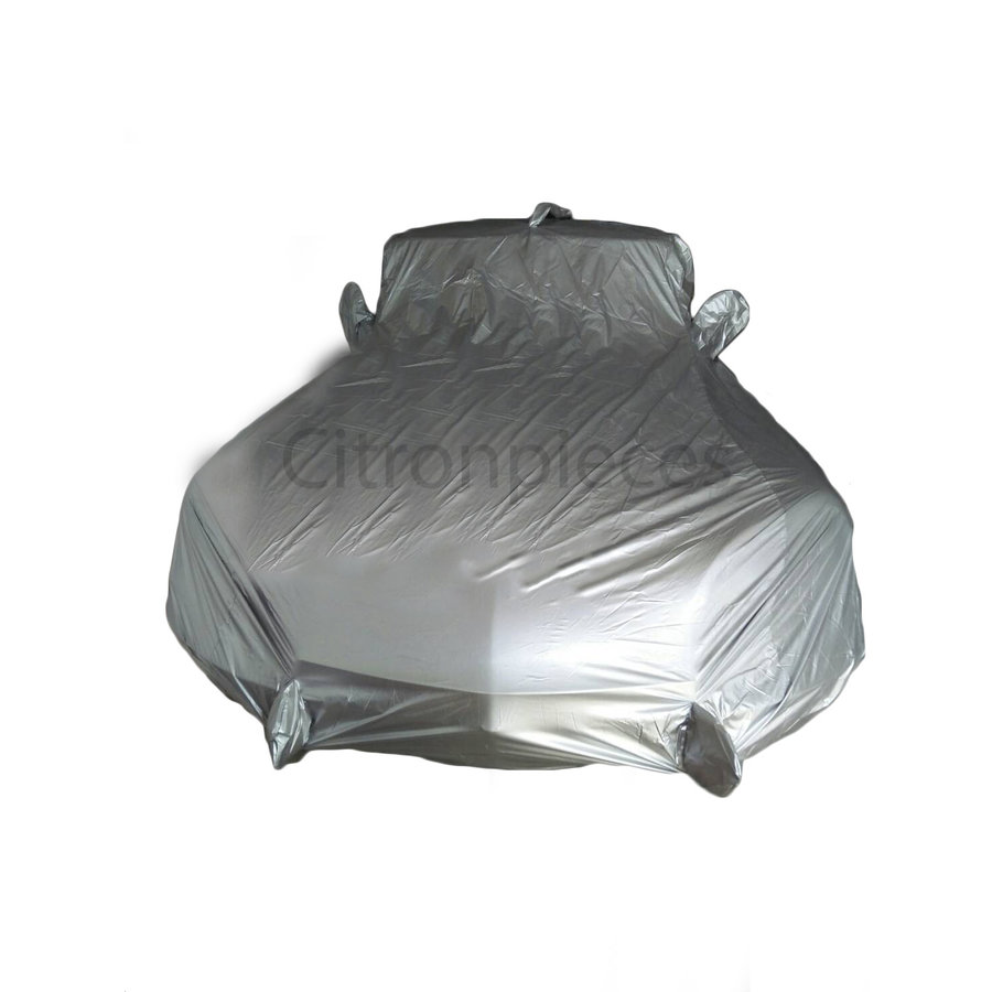 Autocover silber Berline Citroën ID/DS-1