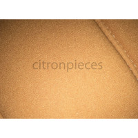 thumb-Front seat cover pallas from 69 ocher cloth Citroën ID/DS-2