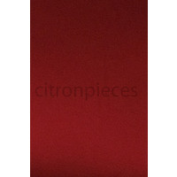 thumb-Front seat cover old model bright red cloth Citroën ID/DS,  till 9/68-2