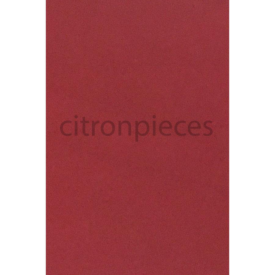 Sitzbezugsatz für Hinterbank Stoff-bezogen rot (1 Farbton): Sitz 1 Teil Rückenlehne 4 Teile Waffel-Modell Citroën ID/DS-1