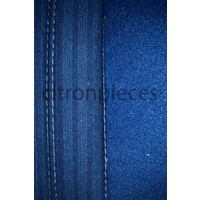 thumb-Front seat cover pallas 70-73 blue cloth Citroën ID/DS-3