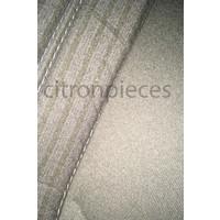 thumb-Rear bench cover pallas 70-73 gray cloth Citroën ID/DS-1