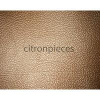 thumb-Garniture origine pour strapontins de BK (jeu pour deux strapontins) simili marron Citroën ID/DS-4