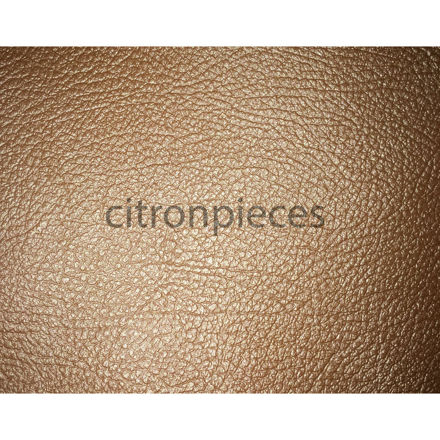 Klapstoelbekleding bruin skai Citroën ID/DS-4
