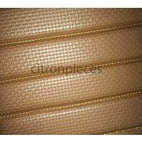 thumb-Garniture origine banquette AR BK simili marron (assise 1 pièce dossier 1 pièce) Citroën ID/DS-2