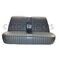 thumb-Achterbank gemonteerd zwart skai Citroën ID/DS-4