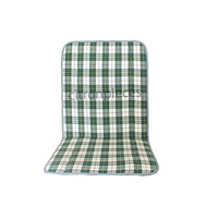 thumb-Original seat cover set for seat in green cloth (Exact Copie of the Original Scottish Design) years '50 '60 Citroën 2CV-2