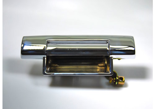 Türgriff außen links. Vorne + hinten sind die Griffe baugleich. Passend für Citroen DS, ab Baujahr 1972. Preise . Stück.