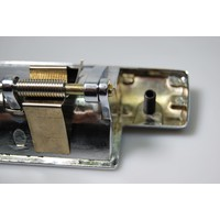 thumb-Door handle Left outside on the left (top quality). The handles are identically constructed in front and rear.  There is a difference between left and right.Suitable for Citroen DS, starting from year of construction 1972. Price per piece.  These handles-6