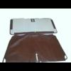2CV Original seat cover set in brown leatherette for foldable rear bench Dyane Citroën 2CV - Copy