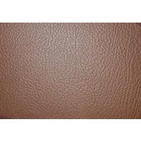 thumb-Door card set (flat) brown leatherette Citroën ID/DS-2