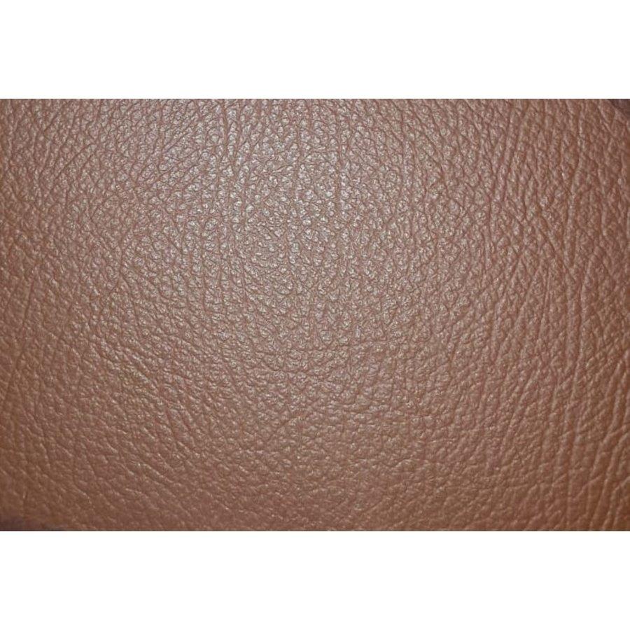 Door card set (flat) brown leatherette Citroën ID/DS-2