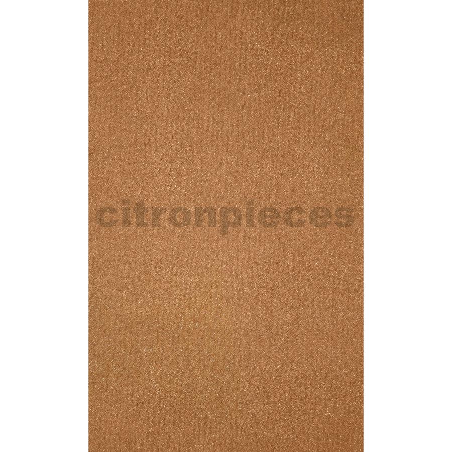Rear carpet brown with foam Citroën ID/DS-1