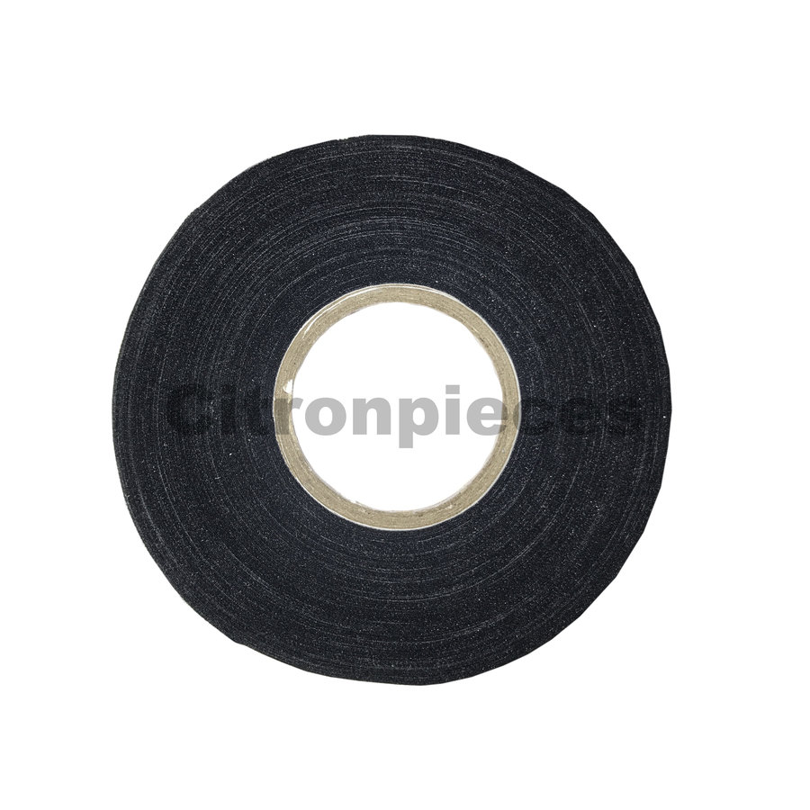 Cloth tape (black) for repairing electrical cables [25M]-1
