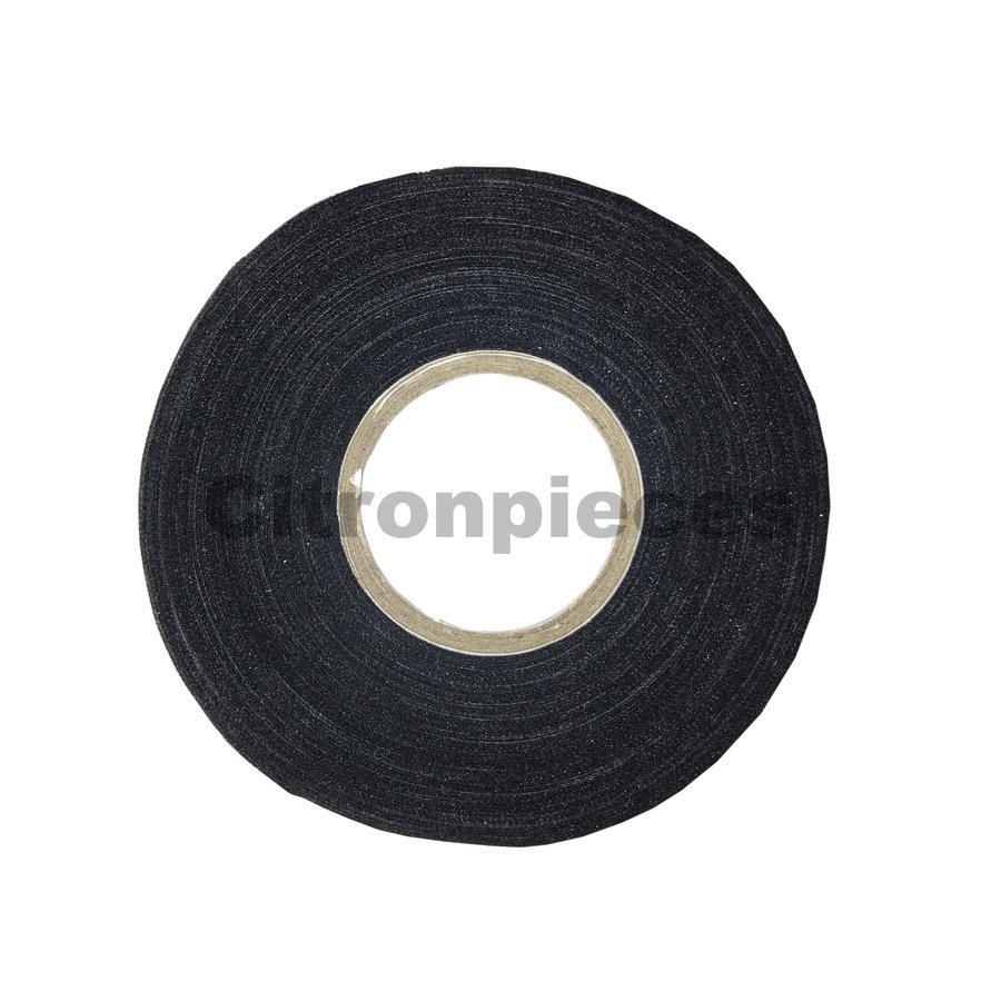 Klebeband Leinen schwarz für elektrische Kabelbündel [25M]TapeMaterial-1