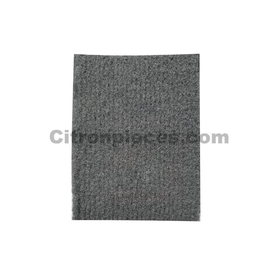 Complete set of carpet mat pieces grey [22] Citroën SM - Copy-3