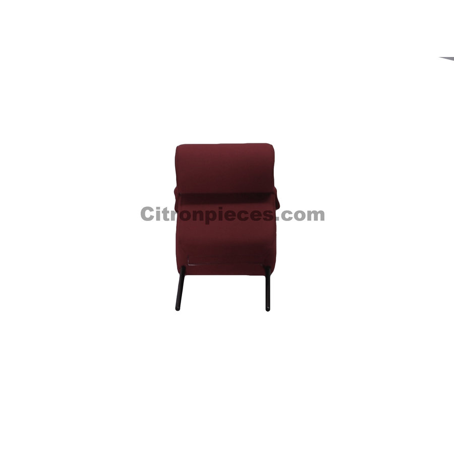 Hoofdsteunal rood stof Citroën ID/DS-2