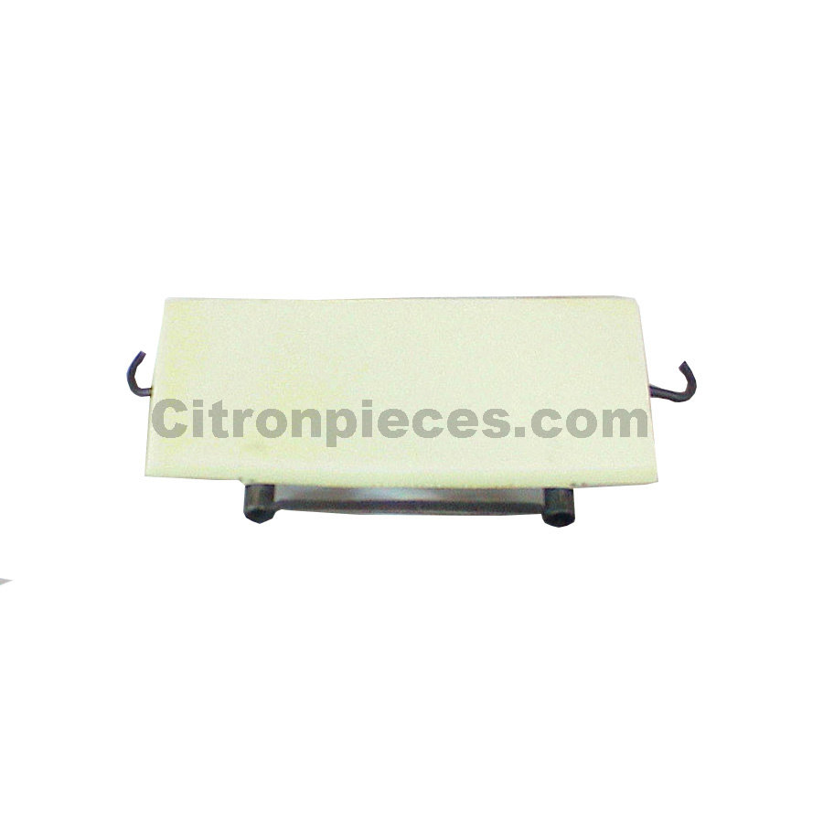 Interior frame for mounting head rest on front seat for Dyane/Ami6 Width 43 cm Citroën 2CV-1