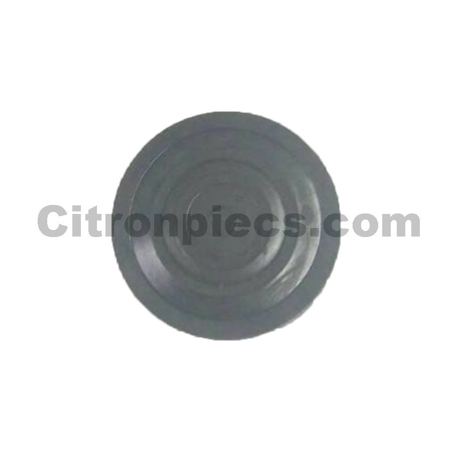 Pedal rubber round for old type Citroën-1