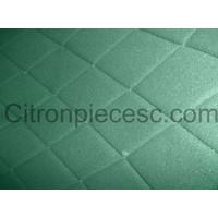 thumb-Hoes set voorstoel L (2 afgeronde hoeken) groen stof Charleston Citroën 2CV-5