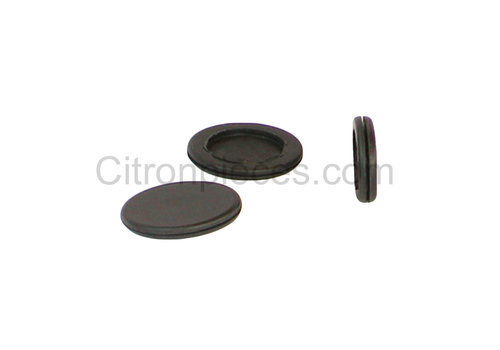 ID/DS Rubber plug in water gutter above 4 th cilinder Citroën ID/DS
