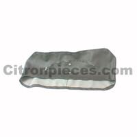 Hoes (grijs skai) ibaseaatkanaal radiator injectie Citroën ID/DS