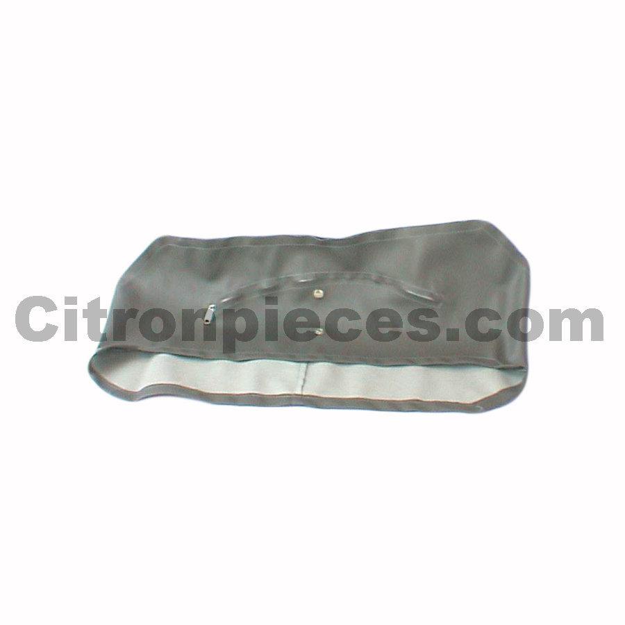 Hoes (grijs skai) ibaseaatkanaal radiator injectie Citroën ID/DS-1