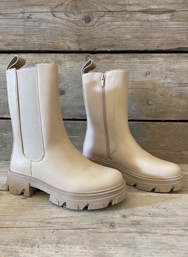 Boots Beige DE317