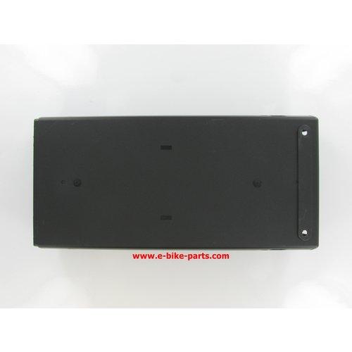Giant Battery case 36V installed on left-hand side