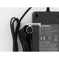 Giant Battery charger Giant Twist 26 Volt 2Ah 4-pole