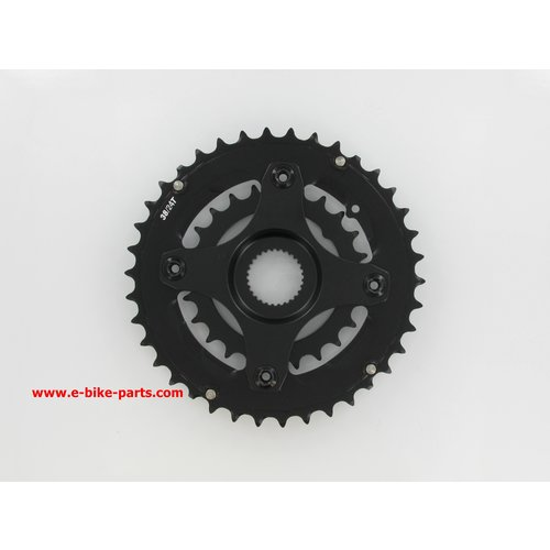 Giant Gear set for Yamaha centrally mounted motor 24 / 38 tooth