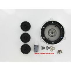 Motor refurbishment kit (black) 26 and 36Volt