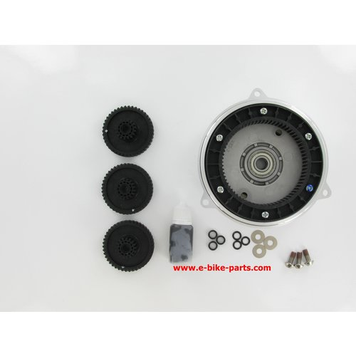 Giant Motor refurbishment kit (black) 26 and 36 Volt