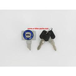 Battery lock set Twist Single
