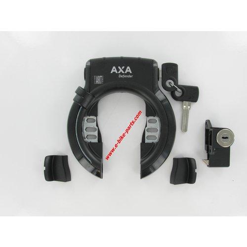 Gazelle Slot + accuslot Shimano STEPS Axa Defender