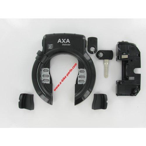Gazelle Bosch Active / Performance Axa Defender lock + battery lock