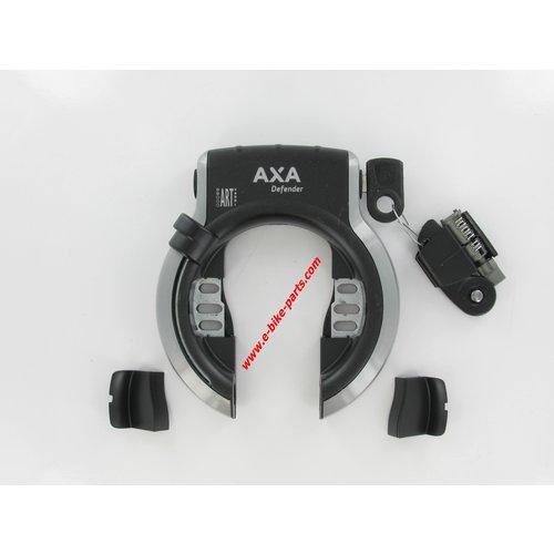 Schloss + Batterieschloss Gazelle Innergy / Easy Glider Axa Defender