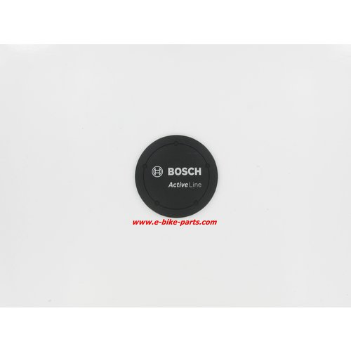 Bosch Logo Lid Black Active Line