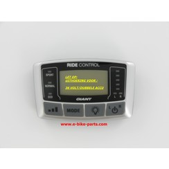 Display Twist Double Power 36V (Dual Battery)