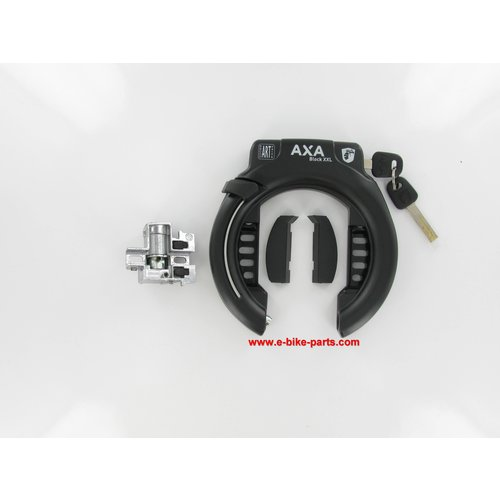 Gazelle Lock AXA Block XXL + Bosch Frame Lock