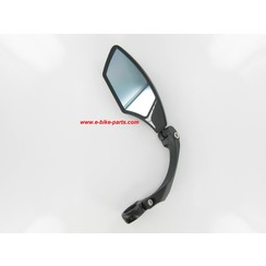 Safety mirror Universal with light-dimming glass