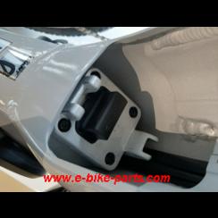 Batterij Connector cover voor accu GEÏNTEGREERD