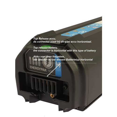 Giant Battery Giant 500 Wh Top Release
